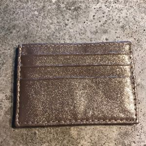 Accessories - RFID Wallet sparkly and safe card holder